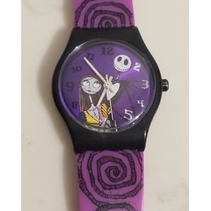 Disney Accutime Nightmare Before Christmas Watch